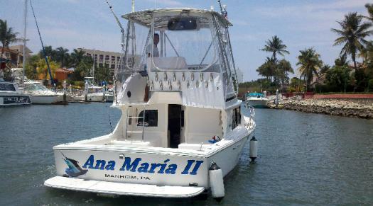 Puerto vallarta fishing charter discounts for Deep sea fishing puerto vallarta