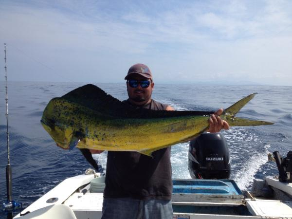 Puerto vallarta fishing report march 2015 for Fishing in puerto vallarta