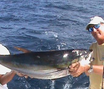 Fly fishing charters in puerto vallarta with pv sportfishing for Nuevo vallarta fishing