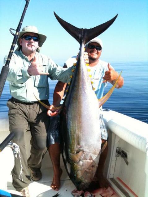Puerto vallarta fishing charters ana maria 35 ft cabo yacht for Deep sea fishing puerto vallarta