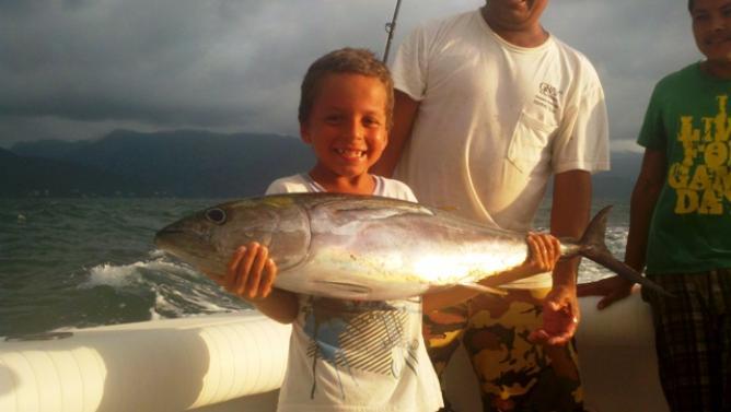 Puerto Vallarta Fishing Charters >> Puerto Vallarta fishing highlights August 2011